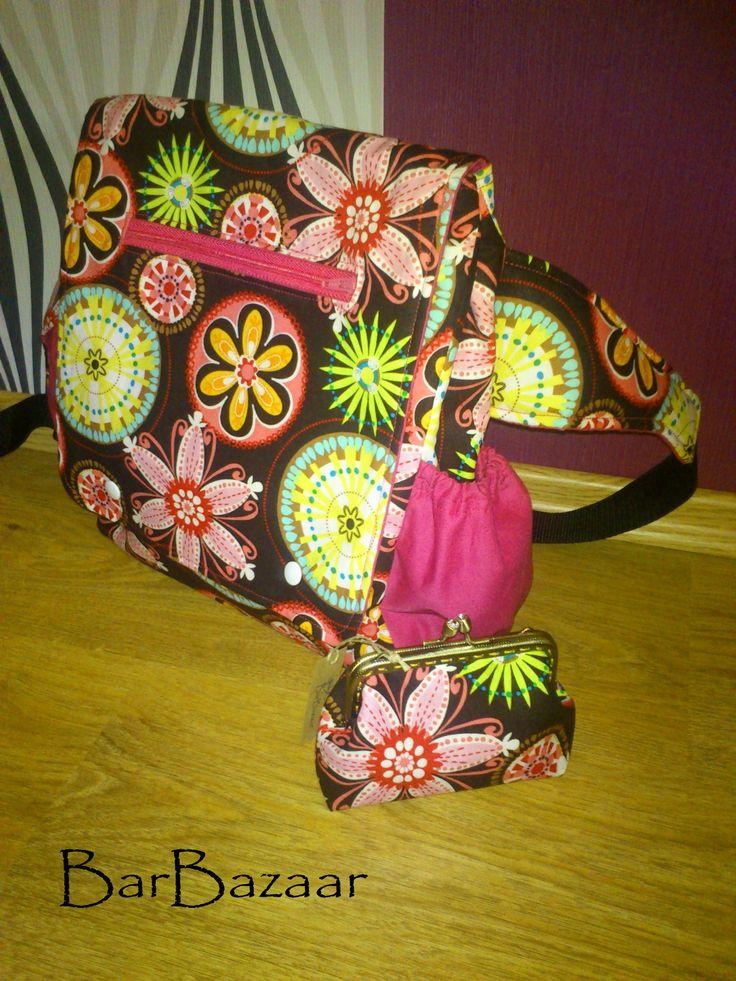 Belt bag for baby carrier. :)
