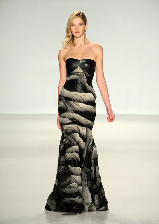 Pamella Roland Fall 2014-15 Collection