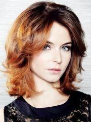 Стрижки сессон на вьющиеся волосы фото