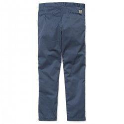 Pantalon Carhartt Dander Pant Los Palomas Blue Penny