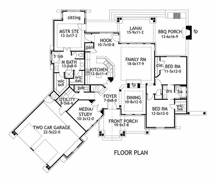 Pin by amisha mehta on vacation retirement house plans for Retirement home plans