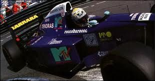 Domenico Schiattarella - Simtek F1 MTV