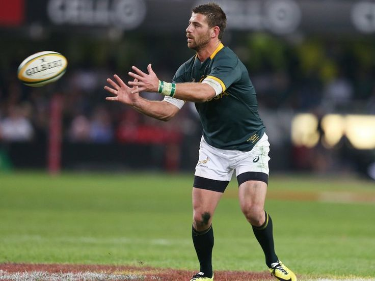 Star man: Willie le Roux