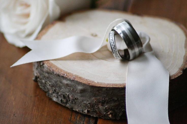 Winter ring bearer ...