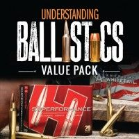 You know ballistics matter, but how can you put that information to good use? The answer is the new Understanding Ballistics Collection - it offers updated versions of four proven ballistics resources you can put to practical use at the range. Learn how to select the ammunition that is right for you based on detailed comparisons from the major manufacturers. You'll learn how to wring the most from internal, external and terminal ballistics in the field where the shot matters.