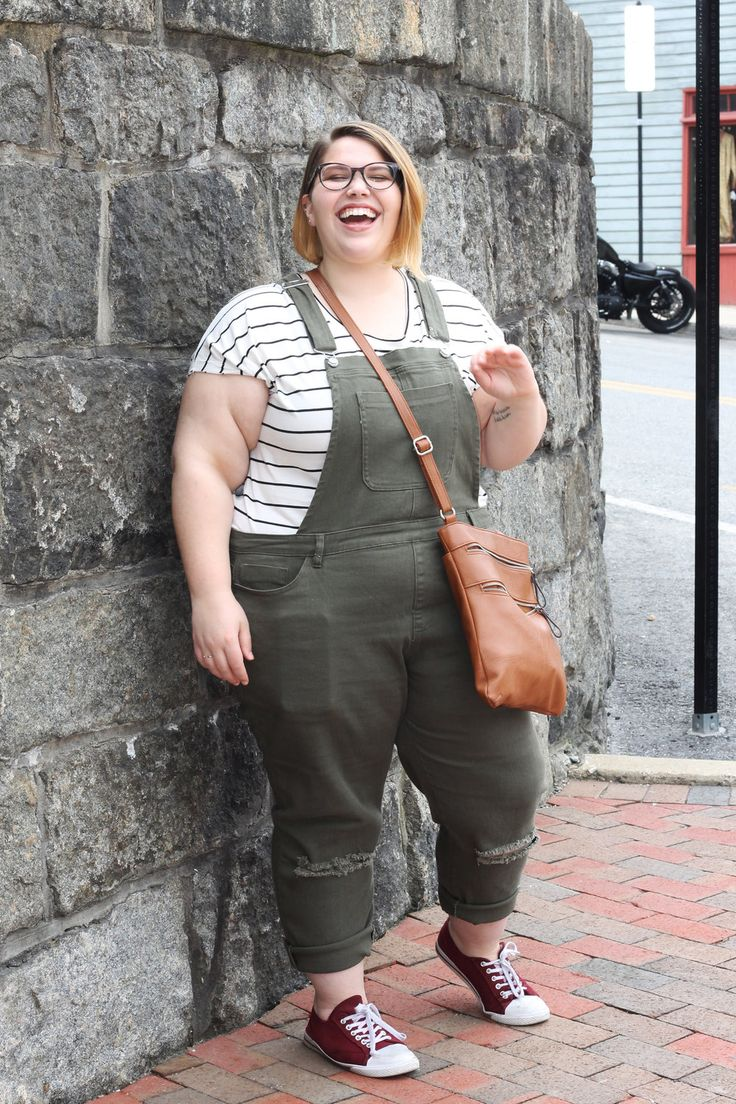 Style Profile: Maggie McGill, Fat Positivity Blogger — Qwear | Queer Fashion