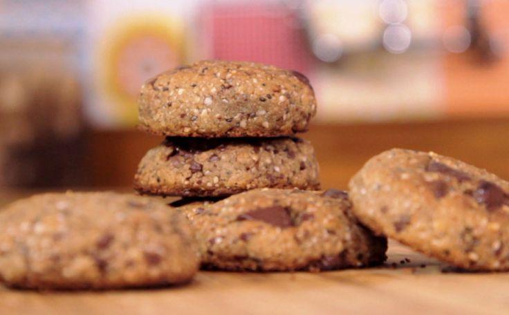 Quem não quer um biscoito no lanche da tarde sem se preocupar com glúten e lactose?