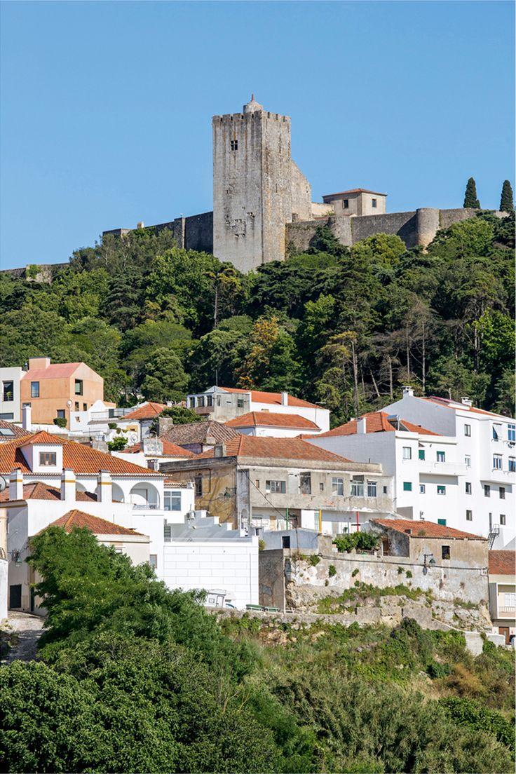 Blick auf die mittelalterliche Burg