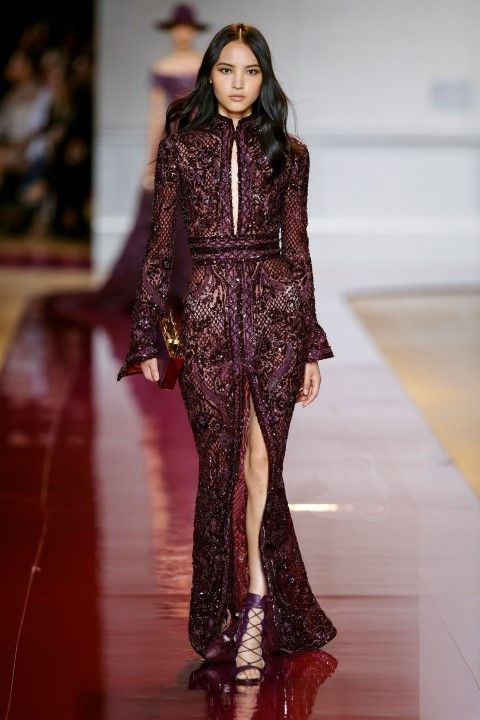 Zuhair Murad Haute Couture Fall Winter 2016-2017 Collection
