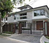 ARISTOTLE TAN architects + consultants Philippines » Residential Contemporary