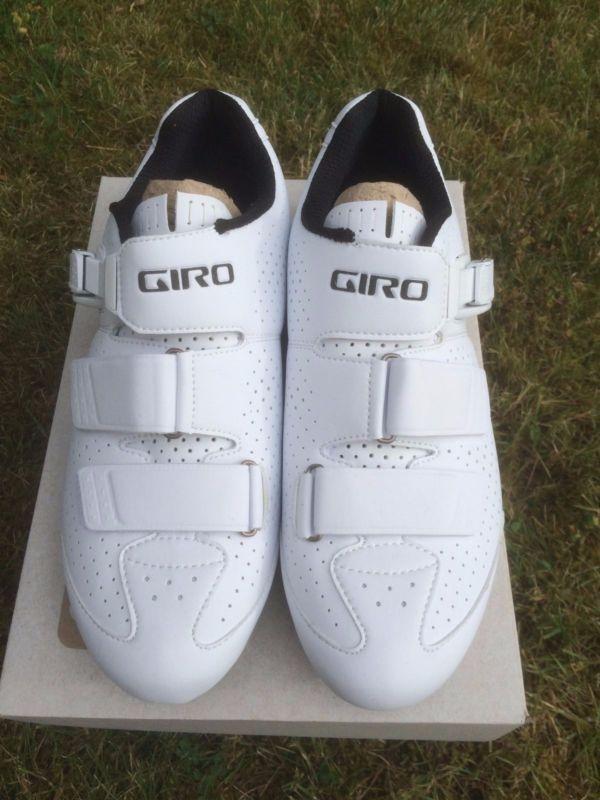 Giro Trans E70 cycling shoe 43.5 - White Brand New In Box - http://sports.goshoppins.com/cycling-equipment/giro-trans-e70-cycling-shoe-43-5-white-brand-new-in-box/
