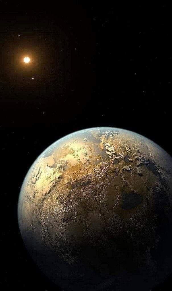 Planete Kepler 186f Telefon Duvar Kagitlari Duvar Kagitlari Duvar Apple dark earth wallpaper