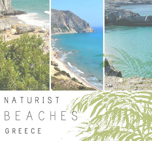 Best Secret Places Crete: 9 Best GREECE NATURIST BEACHES Images On Pinterest