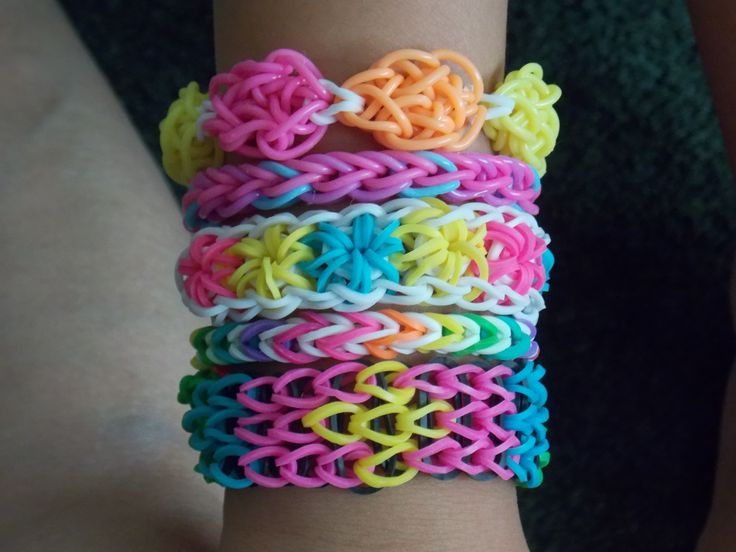 Crazy with Loom Bands