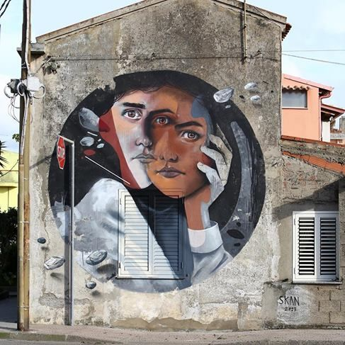 Skan - San Gavino, Sardegna, Italy