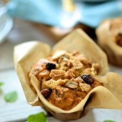 Muffins with musli
