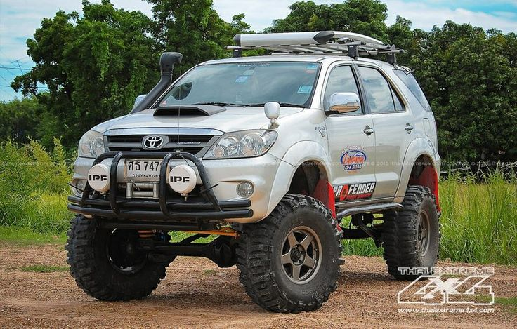 SAS Toyota Surf(4Runner).  I need to live in Hawaii and drive one of these.