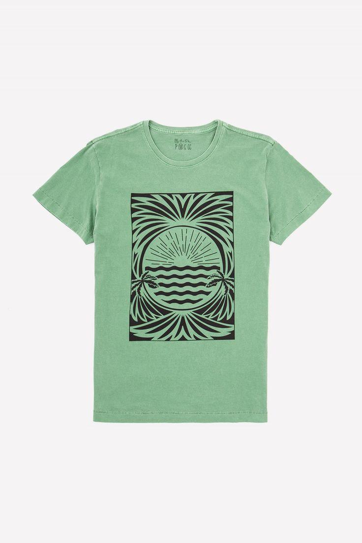 Tshirt Sol Nascente - 7.00729 - Foxton
