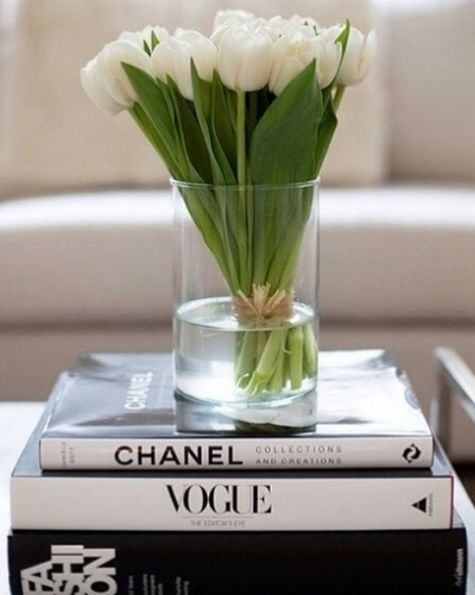 Stylish stack with our Chanel Coffee Table Book ✖