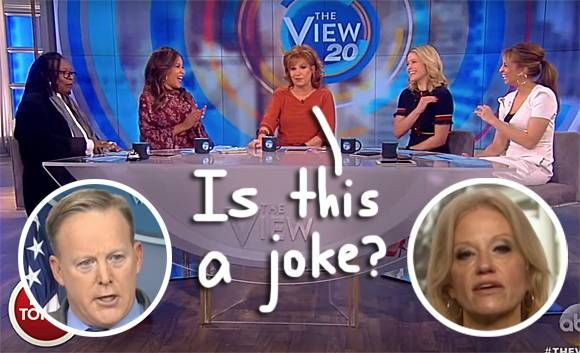 ALL The Ladies Of The View  Liberal & Conservative  Have HAD IT With Donald Trump's 'Alternative Facts'! Watch! - http://themostviral.com/all-the-ladies-of-the-view-liberal-conservative-have-had-it-with-donald-trumps-alternative-facts-watch/