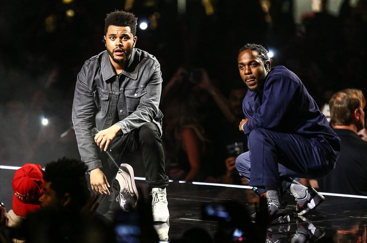 The Weeknd & Kendrick Lamars Pray For Me Debuts in Top Five of Hot R&B/Hip-Hop Songs Chart