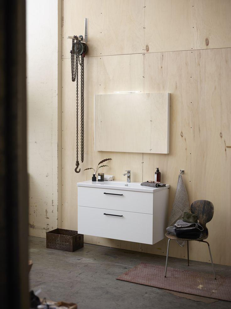 Miller New York 100 cm vanity Miller Badrum