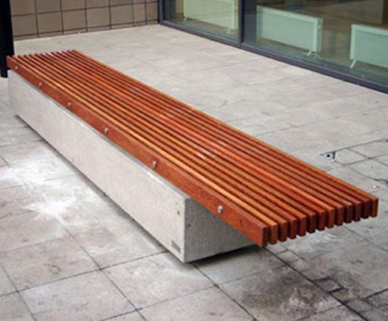 wood bench slats 1