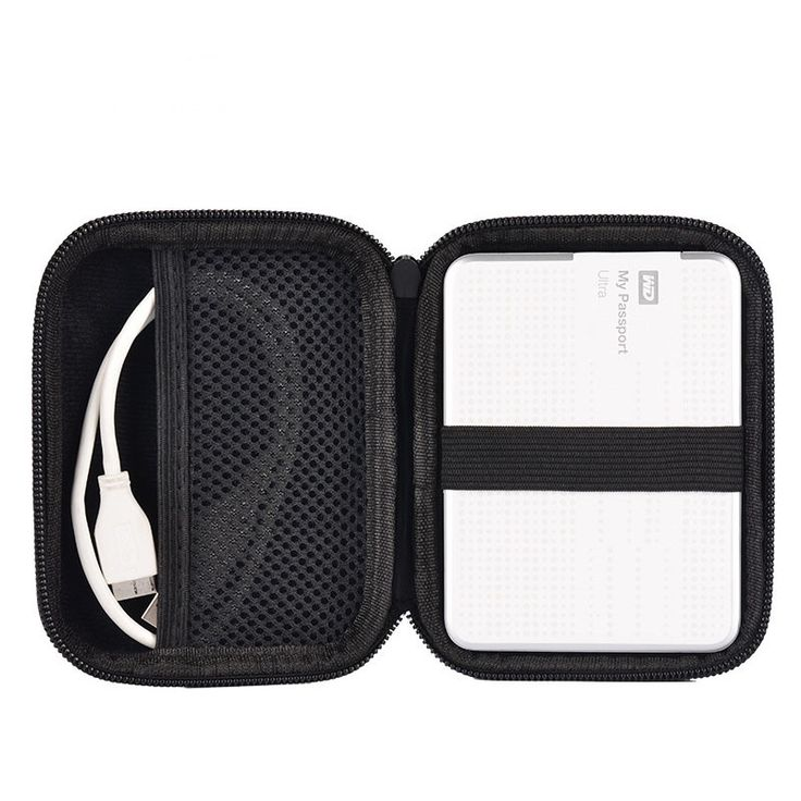 Fundas Para Discos Duros 2.5 Bag Case HDD WD My Passport Fundas Disco Duro Portatil Festplattentasche For Western Digital Extern
