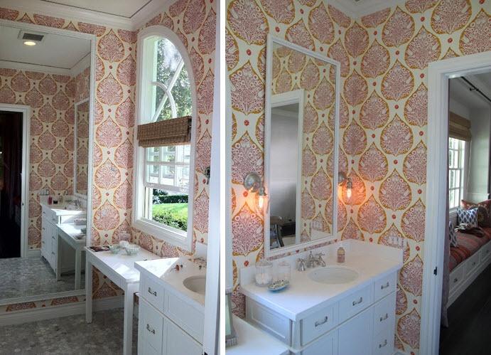 wallpaper: Amber Interiors, Beauty Wallpapers, Simply Smitten, Paul Wallcov, Kristin Kerr, Lotus Wallpapers, Medallions Wallpapers, Doce Paul, Kids Rooms