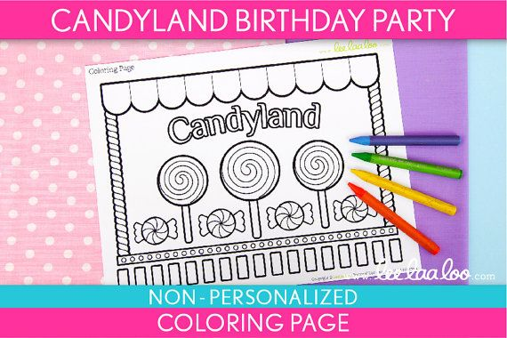 23 best images about Candyland