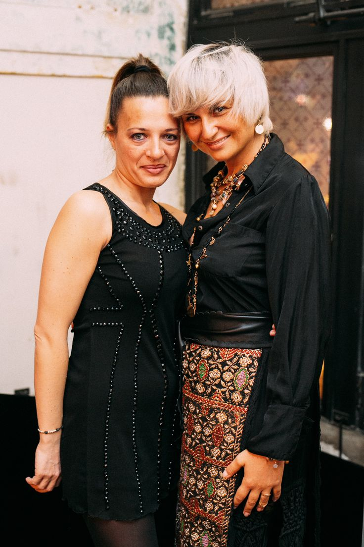 Mariangela Barberio - QC DIrector@ Patrizia Peppe(IT) & Iraida Florea -creative director@IFF