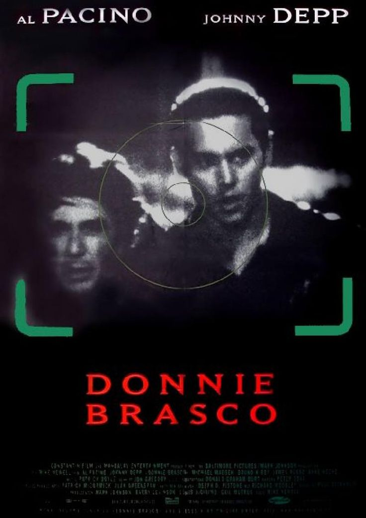 Donnie Brasco Blu-ray