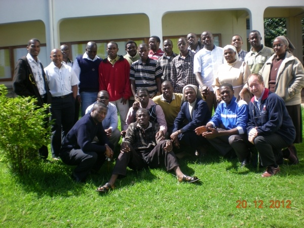 FMSI - Children's rights as part of the formation programme at MIC, Nairobi