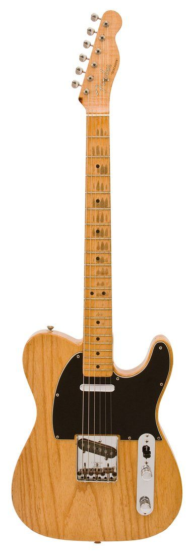 Fender Electric Guitar | 1967 Telecaster Refinished | Rainbow Guitars
