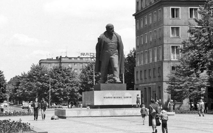 Lenin, 1981.