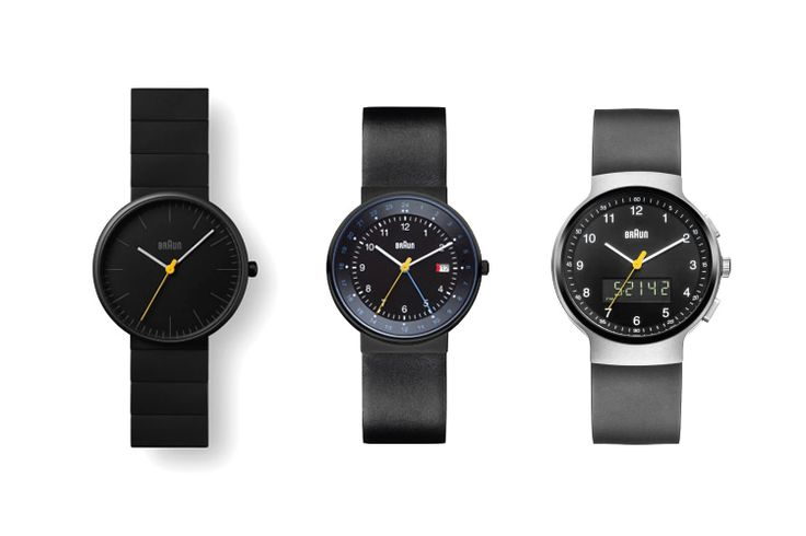 Braun 2014 Watches