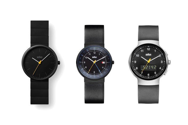 Braun 2014 Watches