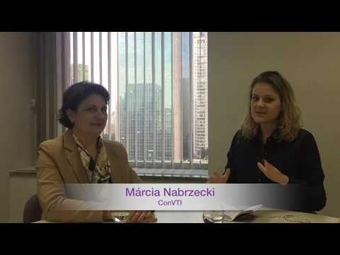 Episódio 13: Márcia Nabrzecki, sobre o mais novo evento on-line de tradução e interpretação, o ConVTI.