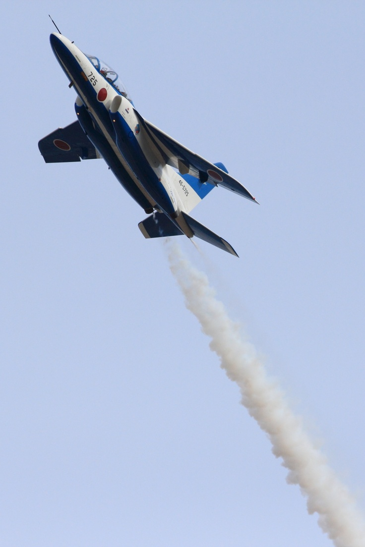 """""""Blue Impulse""""  Air Self Defense Force Gifu base: Aviation festival  November 27,2011"""