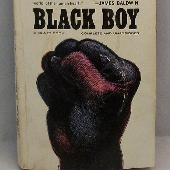 Black Boy Richard Wright Book