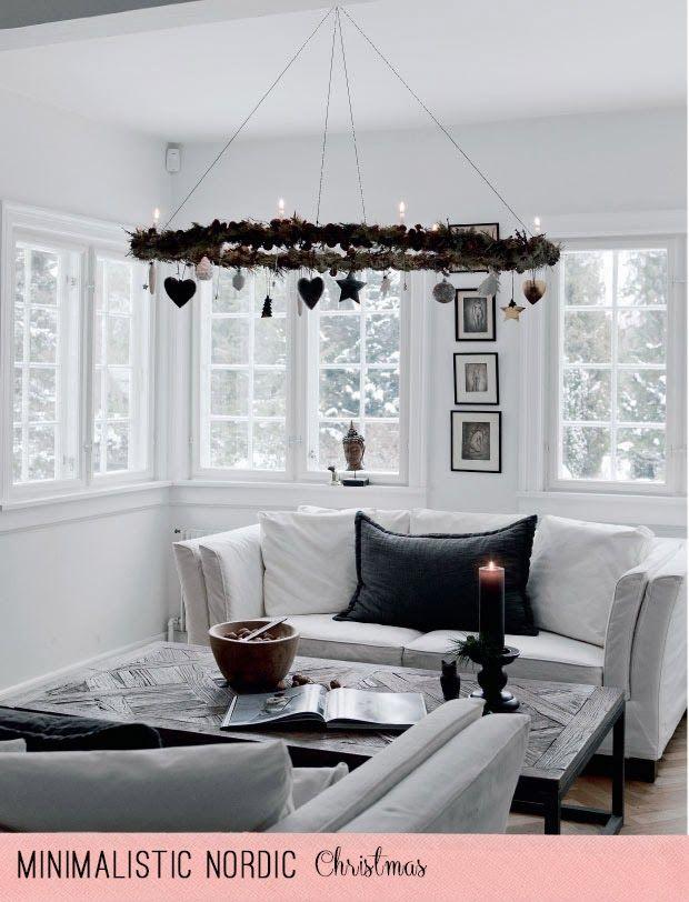 Minimalistic Nordic Christmas