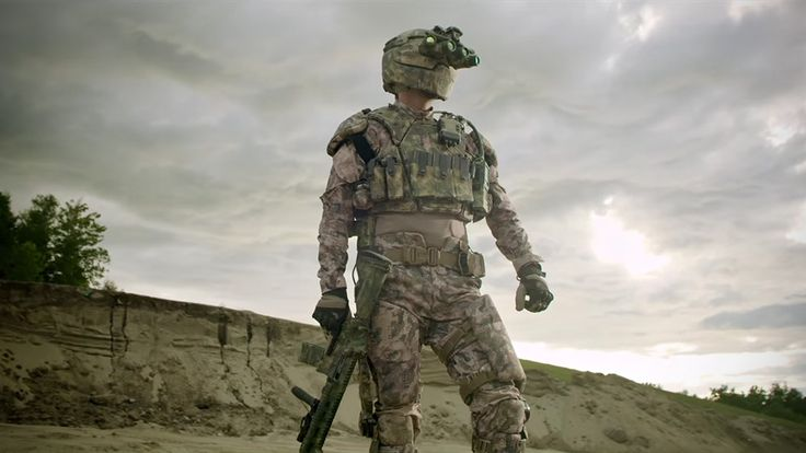 U.S. Special Forces Suit 'TALOS'
