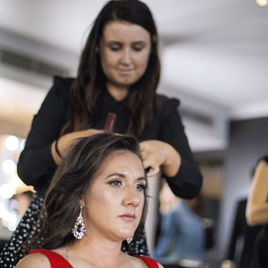 Our own gorgeous Lemai doing some gorgeous hair for Lisa Devanna ahead of tonights FFA Dolan Warren Awards. Watch this space for more beautiful hair from the Red Carpet! #hairbyphd #hairdresser #ffa #dolanwarrenawards #redcarpet #salonowner #footballaustralia #lisadevanna #hairbyphd #hairdresser #stylist #sydneyhairdresser #sydneystylist