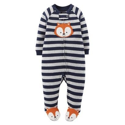 Just One You Made By Carter S 174 Newborn Boys Stripe Fox