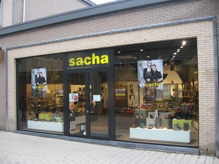 SACHA // Kattestraat 24 Aalst