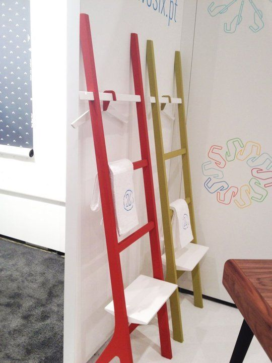 Small Space Solutions from ICFF 2014 — New York Design Week #ApartmentTherapy