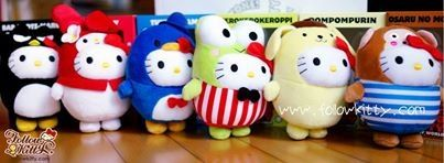 Hello kitty  Chinese mcdonalds toys image via follow kitty