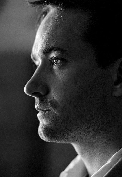 Matthew Macfadyen, or as I prefer to call him, Kit Fitzroy. Hero of Craving the Forbidden and In Bed with a Stranger. Military. Stern. Not scared of spiders.