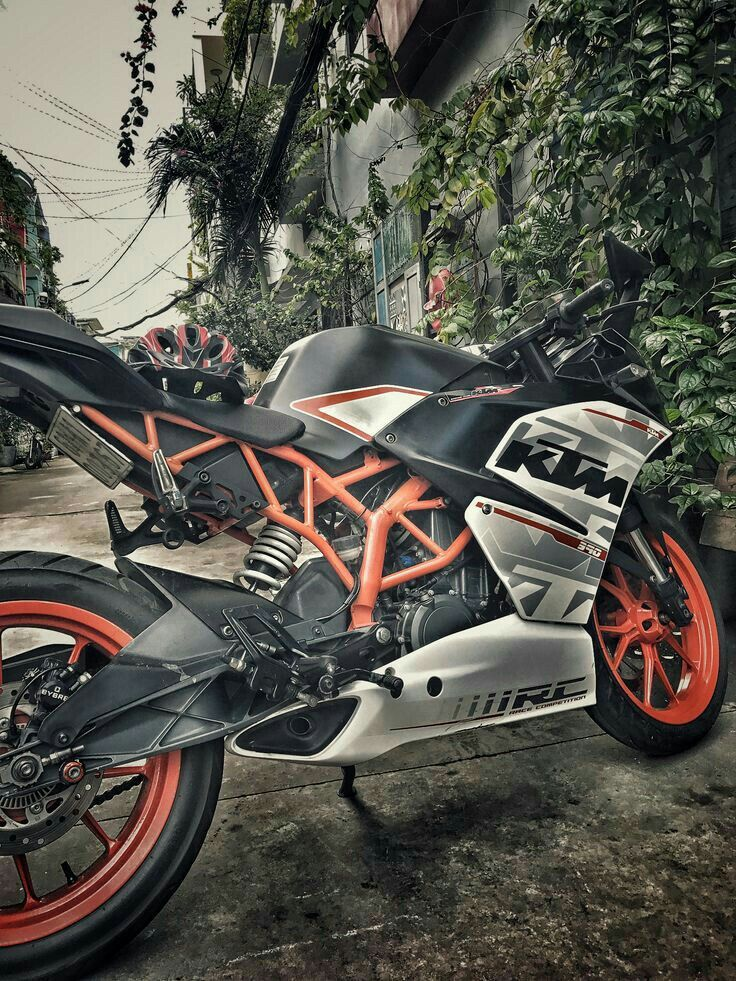 Pin By Heimdall On Motocicleta Ktm Ktm Rc Bike