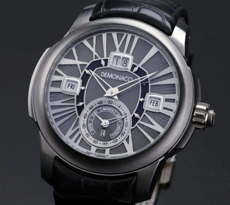 Niezwykłe zegarki Atelier de Monaco w Polsce – wystawa 24-26.02.2017